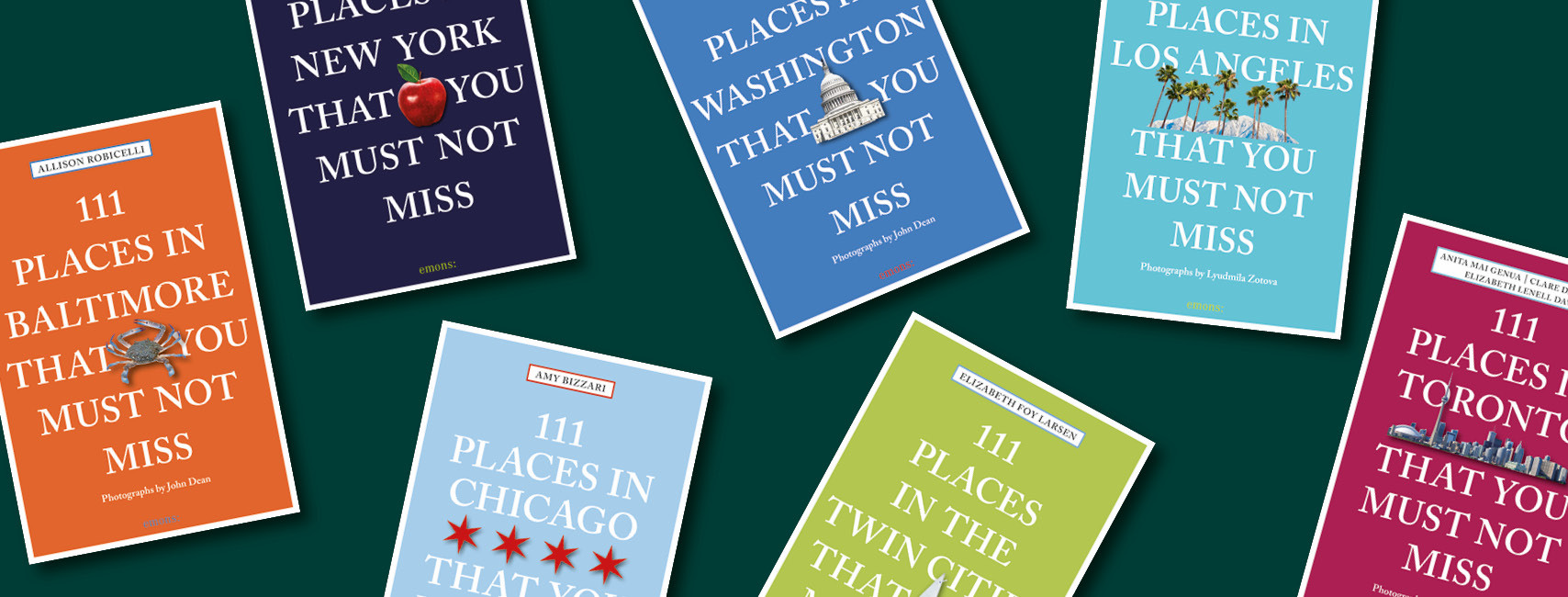 Discover Local Gems   111 Places Insiders' Guidebooks