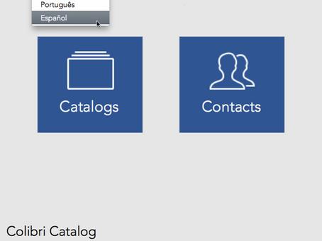 Colibri Catalog: Free App To Create Instant Catalogs