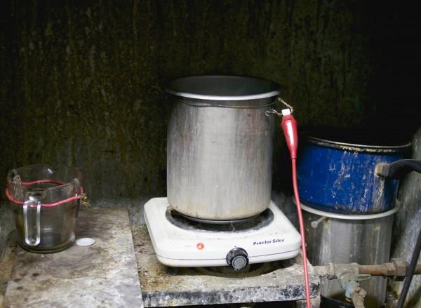 In-house Rhodium Plating