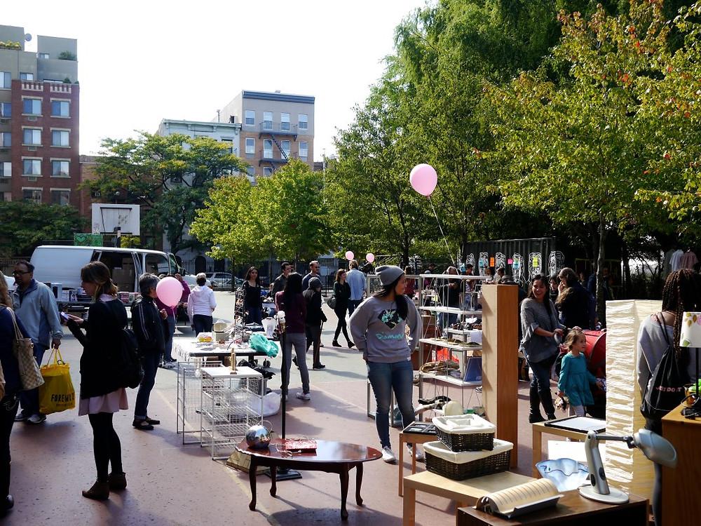 Flea Market Fund Raiser - East Side Community School