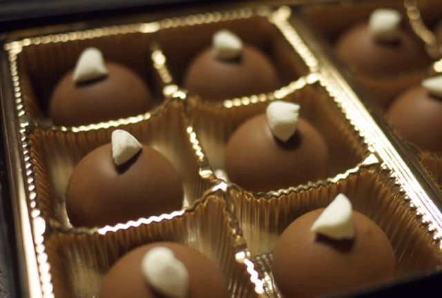 S'Mores Truffles by Coquette, New York