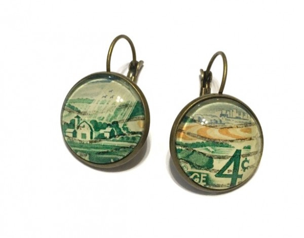 Curious Vintage Shoppe Earrings