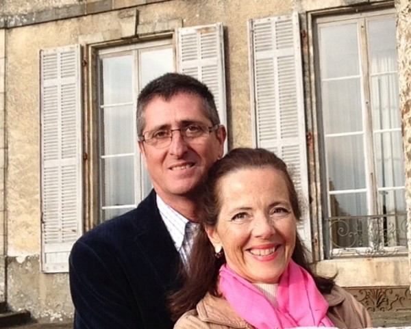 Geraud and Marta Bonneval