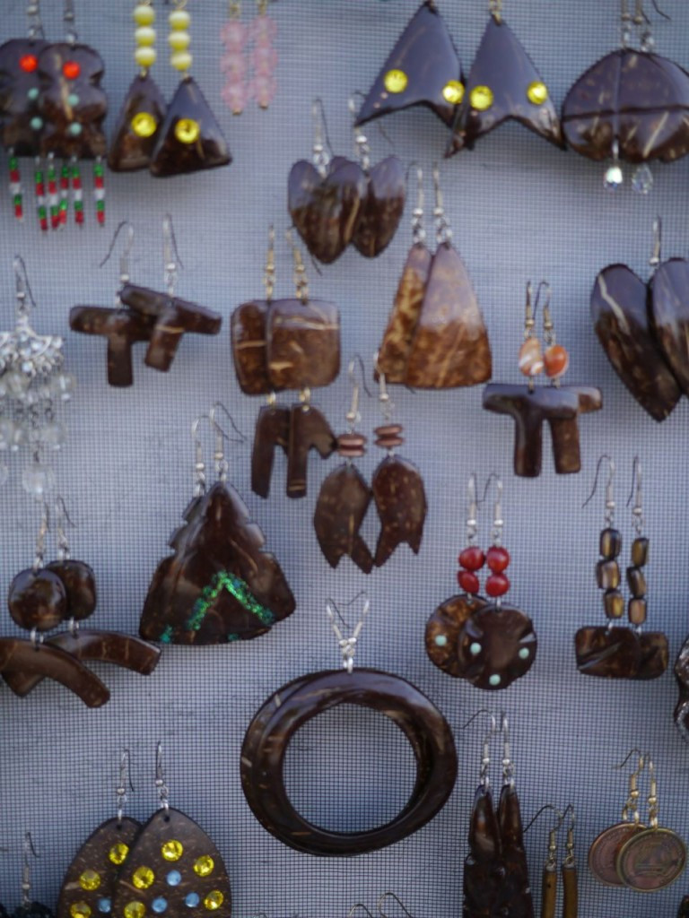 Handmade Coconut Jewelry from House of Mine