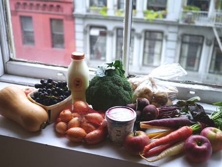 Fall Harvest Market Haul + Onion Recipes Wanted