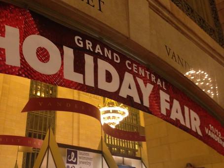 Vendor Call for Grand Central Holiday Fair April 16 & 17, 2015