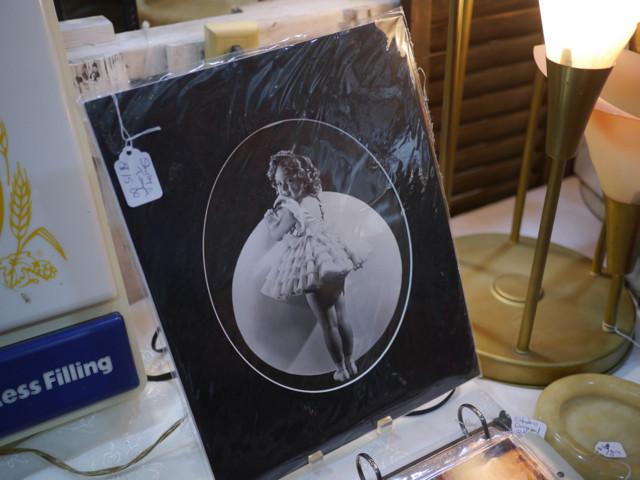Rare Original Photo of Shirley Temple
