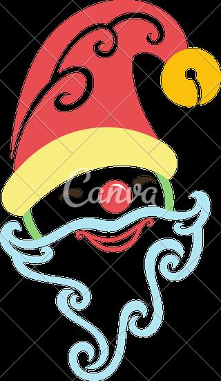 clear Santa
