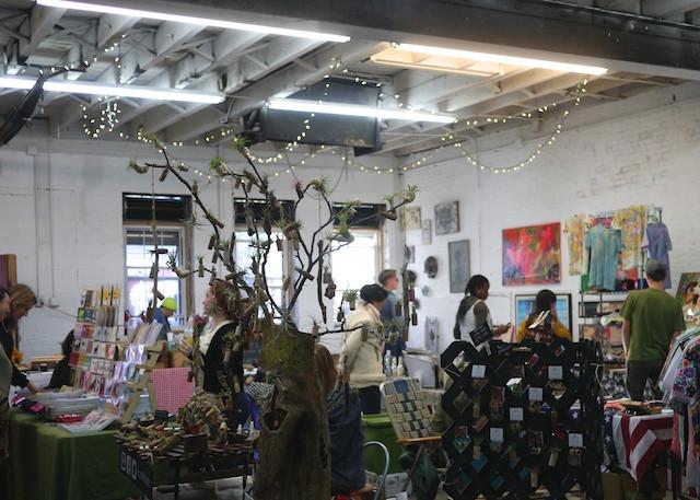 Shwick Market Opening Day