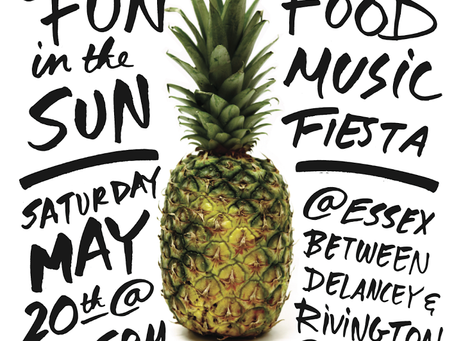 Essex Street Block Party Ushers In Springtime Eats