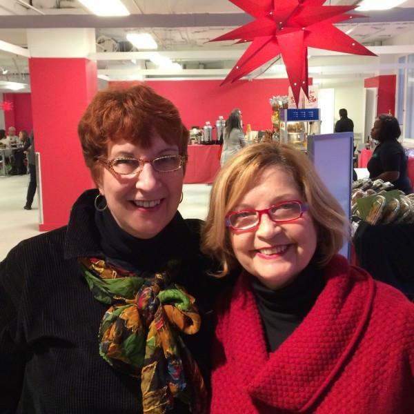 Karen and Roberta