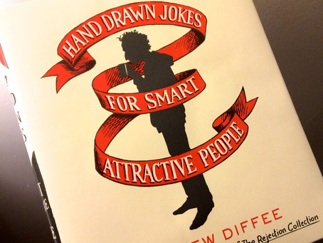 Book Review: Hand Drawn Jokes for Smart Attractive People