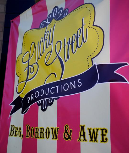 Lucky Street Vintage Market - Beg, Borrow & Awe