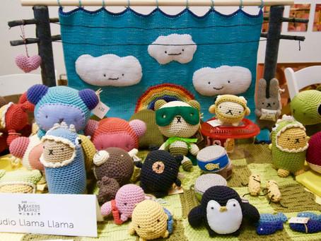 Weekend Market Picks July 23 & 24, 2016: Studio Llama Llama