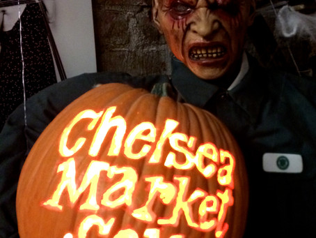 Weekend Market Picks October 26 & 27, 2013: Halloween at Chelsea Market