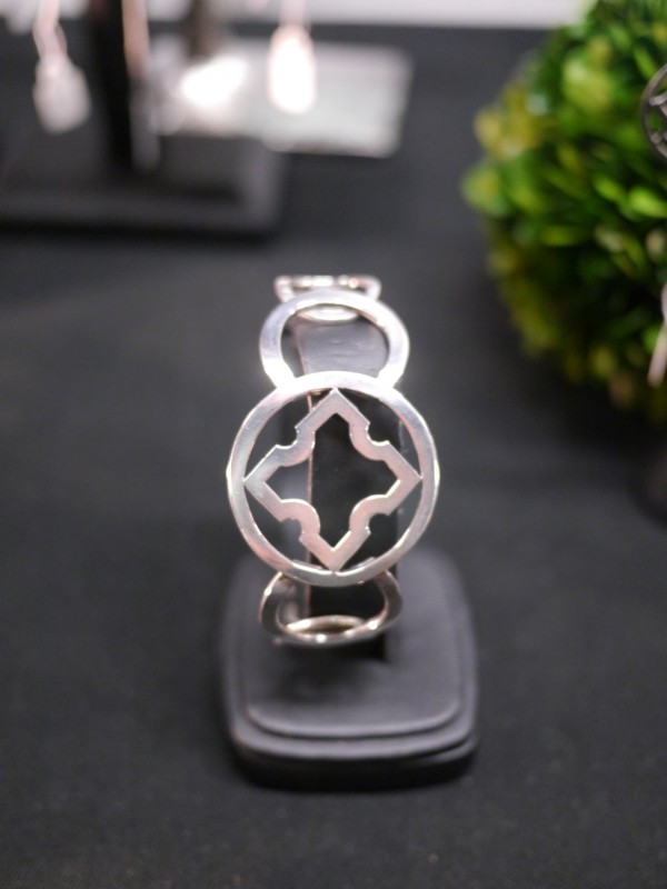 Salt + Stone Silver Cuff