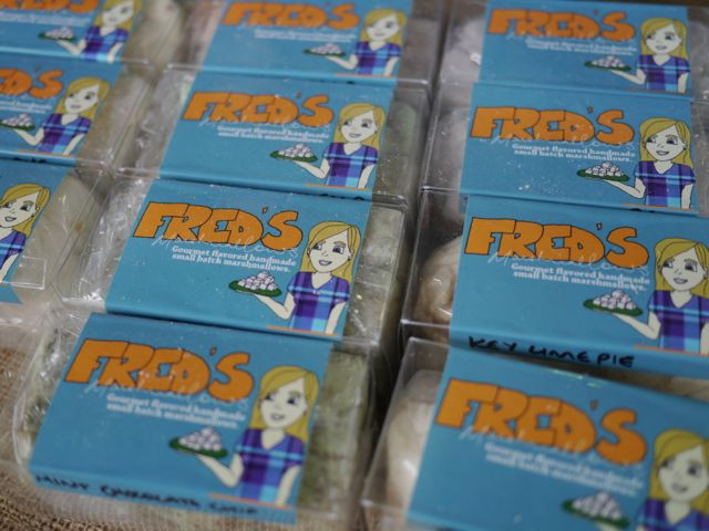 Fred's Marshmallows Packages