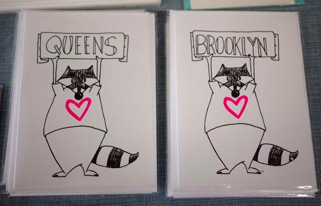 Little Bunny Racoons: Queens & Brooklyn