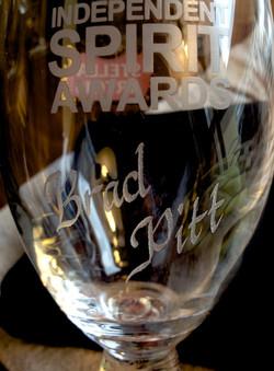Independent Spirit Awards barware