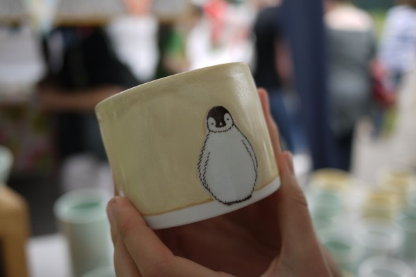 SKT Designs - Penguin Love!