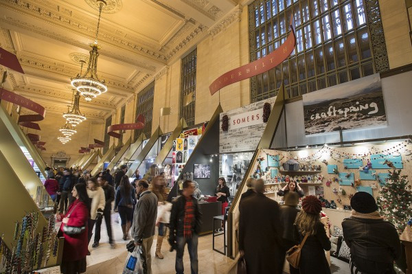 Vendor Apps for the 2016 Grand Central Holiday Fair Due June 6, 2016!