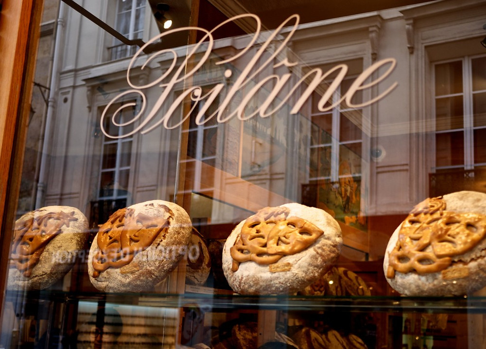 Poilâne Bakery - Saint Germain-Des-Pres, Paris