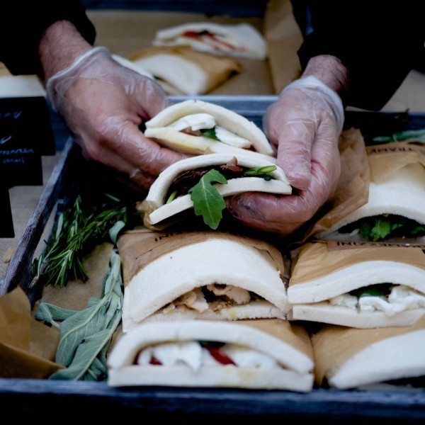 Lovely Venetian Tramezzini Sandwiches