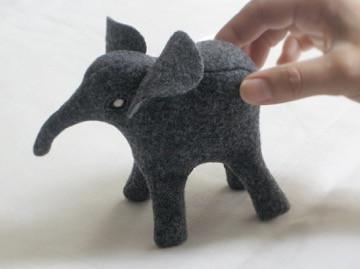 SimplyNu Elephant Plush
