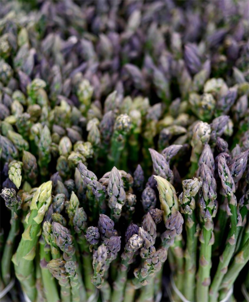 Greenmarket Asparagus