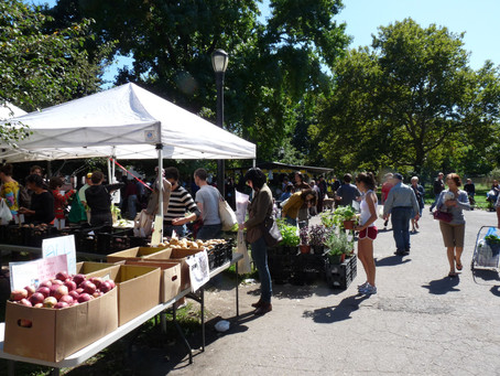 Weekend Market Picks, April 6 & 7, 2013: Spring Market Openings All Over Town
