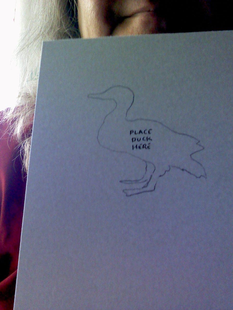 Renee Warnock's Diffee Doodle (via Facebook)
