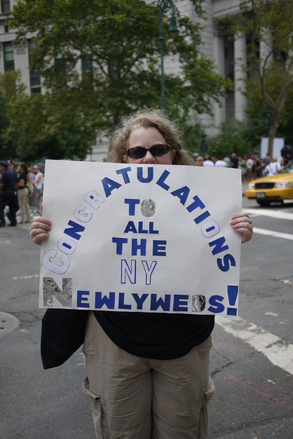 Another Supportive New Yorker