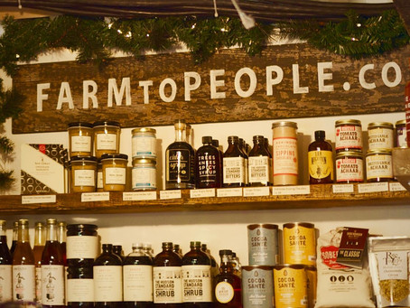 Weekend Holiday Market Picks: Where To Find Gifts for Food Lovers