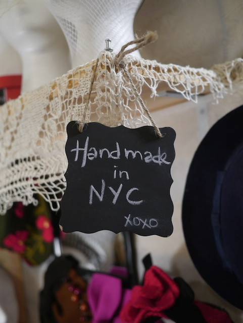 Hats Handmade in NYC