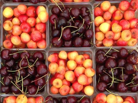 Weekend Market Picks July 13 & 14: Cherry Season with Samascott Orchards