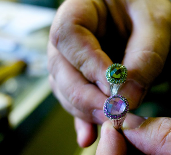 Newly Made Rings by Atlantis Jewelry