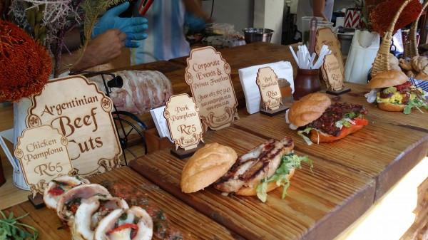 Juan's Argentinian delicacies