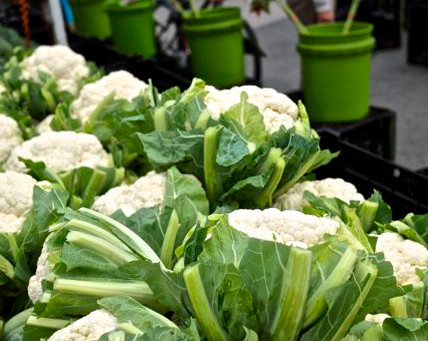 Weekend Market Picks 2/2-3/2013 + Cauliflower