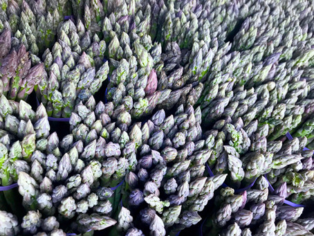 Weekend Market Picks: Asparagus Season Doesn't Care About A Little Rain