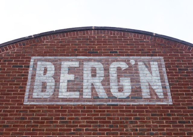 Bergn Beer Hall from the Brooklyn Flea