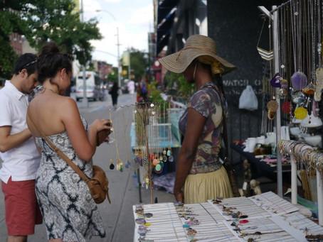 Fulton Flea Market: A Small Flea With A Big Community Impact