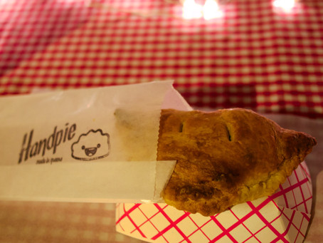 Photo of the Day December 19, 2013: Yummy Handpies at LIC Flea