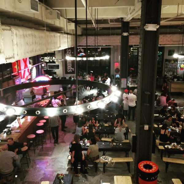 UrbanSpace Vanderbilt - New York's Newest Food Hall
