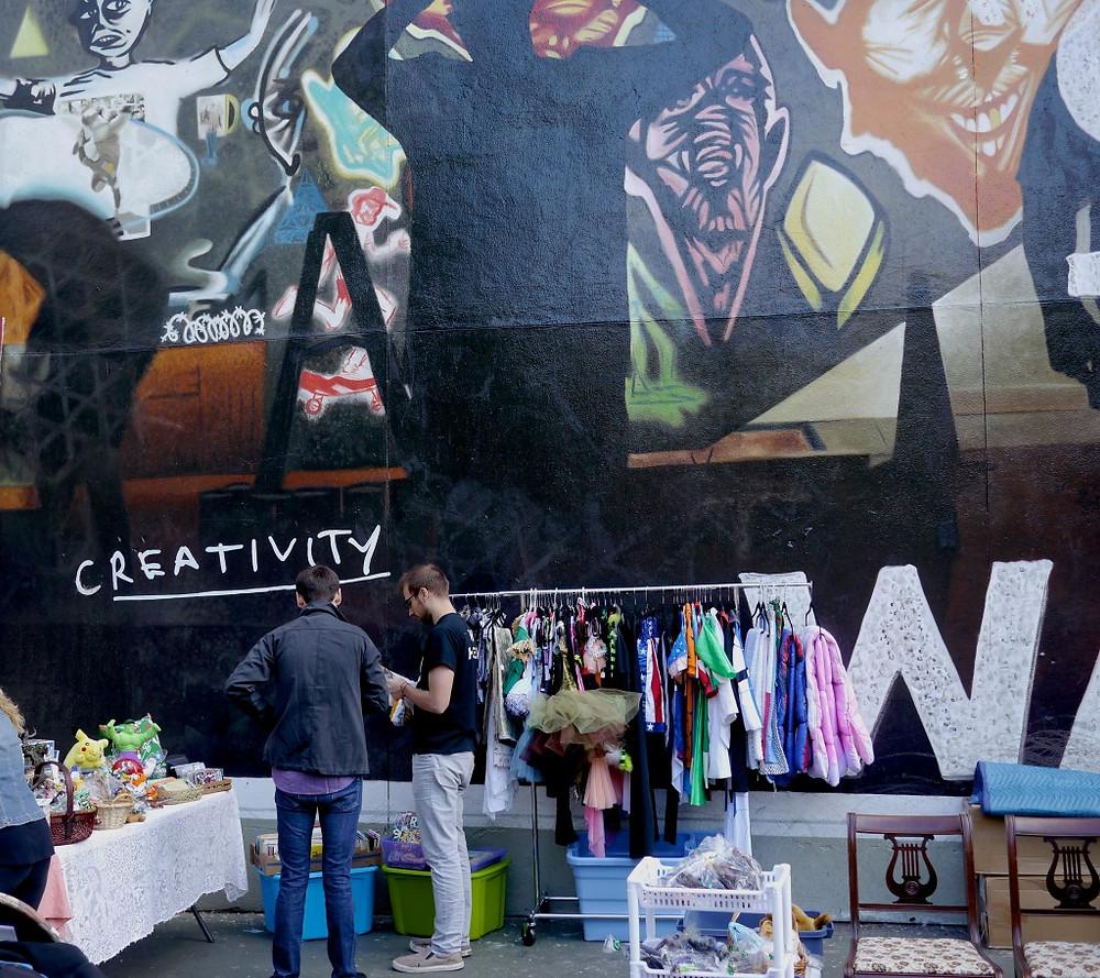 East Side Community School Flea Market