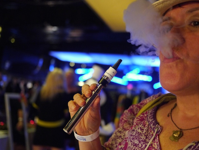 I tried the Beyond Vape Brooklyn e-cigs in a bunch of different flavors