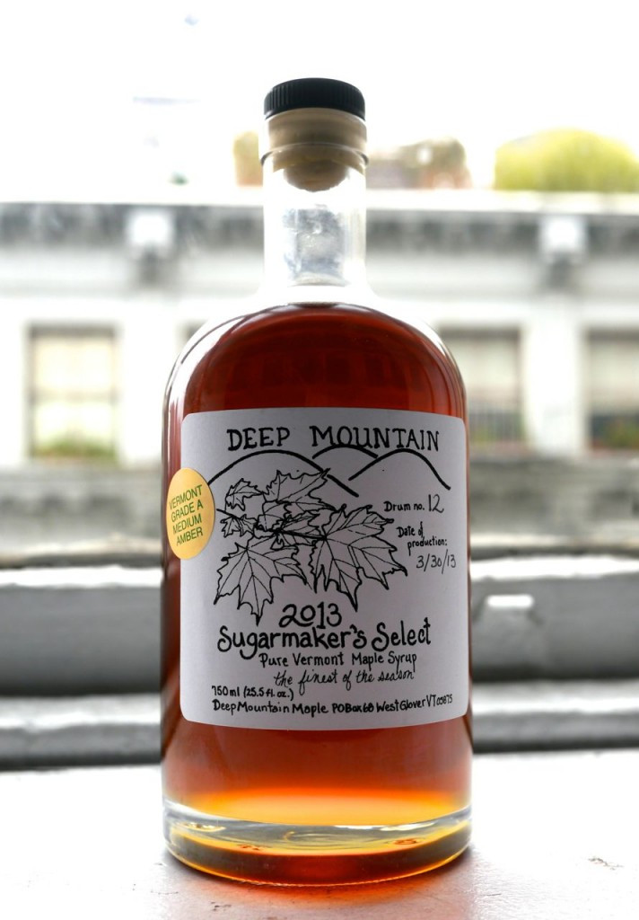 Deep Mountain Syrup Sugar Makers Select