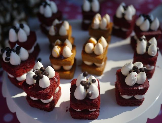 "Minnie's Red Velvet ""Nadia"" Cake"