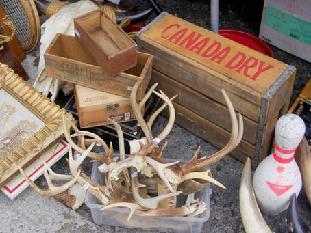 Weekend Market Picks September 30 – October 1, 2016: Antlers!