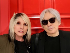 2017 Queen Mermaid Deborah Harry and King NeptuneChris Stein of Blondie