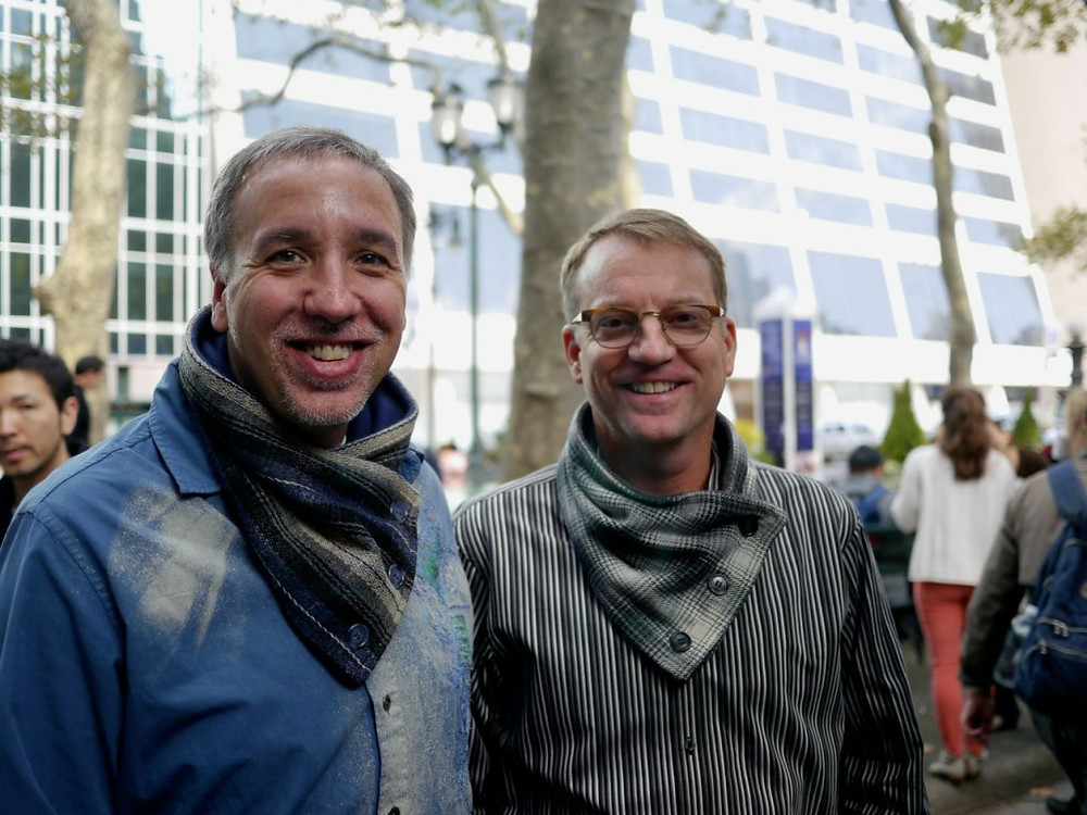 Tom and Todd, Owners, Urban Man Made